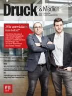 Einzelheft Druck & Medien 01/2018 (Print)