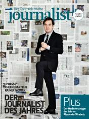 Einzelheft Der Österreichische Journalist Ausgabe 12+01/2016 (Print)