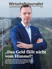 Einzelheft Wirtschaftsjournalist Ausgabe 01/2019 (Print)