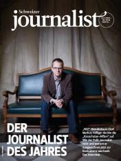 Einzelheft Schweizer Journalist Ausgabe 12+01/2016
