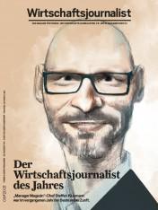 Einzelheft Wirtschaftsjournalist Ausgabe 06/2015 (Print)