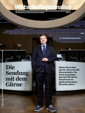 Einzelheft Wirtschaftsjournalist Ausgabe 04/2016 (Print)