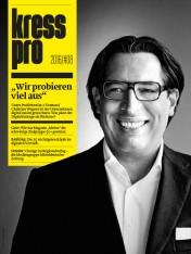 Einzelheft kress pro 08/2016 (Print)
