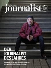 Einzelheft Schweizer Journalist Ausgabe 12/2016+01/2017 (Print)