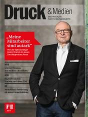 Einzelheft Druck & Medien 01/2017 (Print)