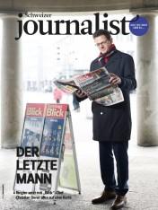Einzelheft Schweizer Journalist Ausgabe 02+03/2017 (Print)