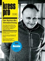 Einzelheft kress pro 03/2017 (Print)