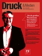 Einzelheft Druck & Medien 02/2017 (Print)