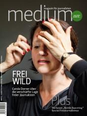 Einzelheft Medium Magazin für Journalisten Ausgabe 04/2017 (Print)