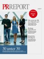 Einzelheft PR Report Ausgabe 04/2017 (E-Paper)