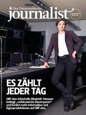 Einzelheft Der Österreichische Journalist Ausgabe 08+09/2017 (Print)