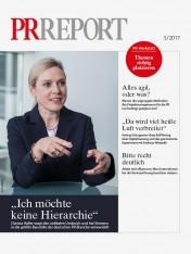 Einzelheft PR Report Ausgabe 05/2017 (Print)