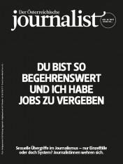 Einzelheft Der Österreichische Journalist Ausgabe 10+11/2017 (Print)