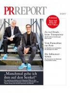Einzelheft PR Report Ausgabe 06/2017 (E-Paper)