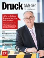 Jahresabo Druck & Medien (6 Ausgaben)