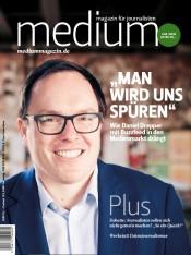 Einzelheft Medium Magazin für Journalisten Ausgabe 04/2018 (Print)