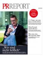 Einzelheft PR Report Ausgabe 03/2018 (Print)