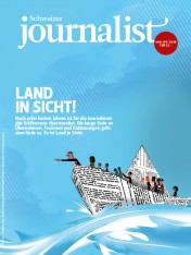 Einzelheft Schweizer Journalist Ausgabe 08+09/2018 (Print)