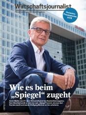 Einzelheft Wirtschaftsjournalist Ausgabe 05/2018 (Print