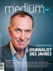 Einzelheft Medium Magazin für Journalisten Ausgabe 07/2018 (Print)