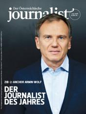 Einzelheft Der Österreichische Journalist Ausgabe 12/2018 (Print)