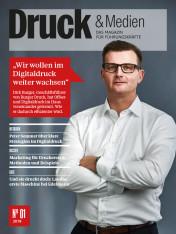 Einzelheft Druck & Medien 01/2019 (Print)