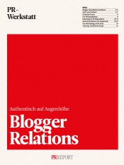 Blogger Relations (Print)