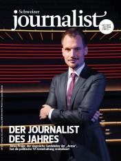 Einzelheft Schweizer Journalist Ausgabe 12/2017+01/2018 (Print)