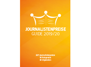Journalistenpreise Guide 2018/19