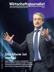 Einzelheft Wirtschaftsjournalist Ausgabe 01/2018 (Print)