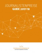 Journalistenpreise Guide 2017/2018 (E-Paper)