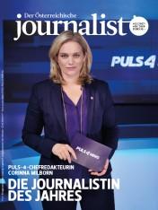 Einzelheft Der Österreichische Journalist Ausgabe 12+01/2018 (Print)
