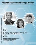 Medizin & Wissenschaftsjournalist 2017 (E-Paper)