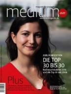Einzelheft Medium Magazin für Journalisten Ausgabe 09/2016 (Print)