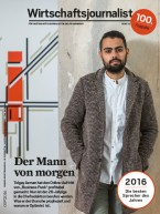 Einzelheft Wirtschaftsjournalist Ausgabe 05/2016 (Print)