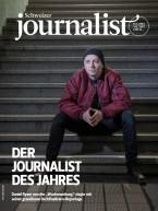 Einzelheft Schweizer Journalist Ausgabe 12/2016+01/2017 (E-Paper)