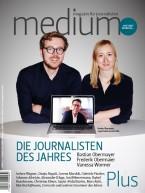 Einzelheft Medium Magazin für Journalisten Ausgabe 01/2017 (Print)