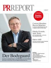 Einzelheft PR Report Ausgabe 01/2017 Print