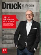 Einzelheft Druck & Medien 01/2017 (E-Paper)