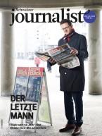 Einzelheft Schweizer Journalist Ausgabe 02+03/2017 (E-Paper)