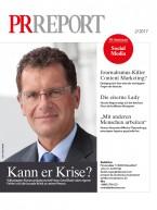 Einzelheft PR Report Ausgabe 02/2017 (E-Paper)