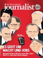 Einzelheft Der Österreichische Journalist Ausgabe 04+05/2017 (E-Paper)