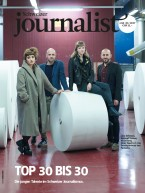 Einzelheft Schweizer Journalist Ausgabe 04+05/2017 (Print)