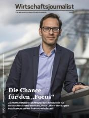 Einzelheft Wirtschaftsjournalist Ausgabe 02/2017 (Print)