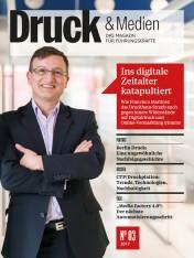 Einzelheft Druck & Medien 03/2017 (Print)