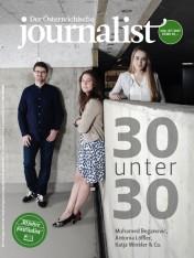 Einzelheft Der Österreichische Journalist Ausgabe 06+07/2017 (Print)
