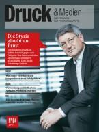 Einzelheft Druck & Medien 04/2017 (E-Paper)