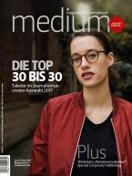 Geschenk-Abo Medium Magazin für Journalisten (6 Ausgaben)