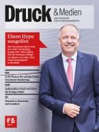 Einzelheft Druck & Medien 05/2017 (Print)