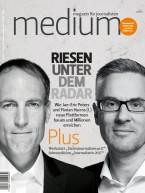 Einzelheft Medium Magazin für Journalisten Ausgabe 06/2017 (E-Paper)